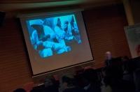 Conferència de Jane Evelyn Atwood Foto Juan Ruz 1