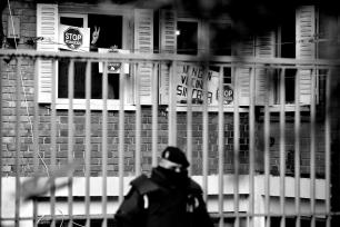 Eviction © OLMO CALVO