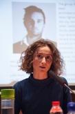 Elisabet Cantenys, cap de programes de la Rory Peck Trust. © Joan Ribó