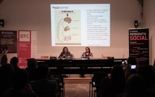 Dra. Montserrat Dolz i Dra. Carme Tello. Foto: Ricard Novella
