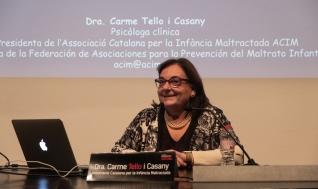 Dra. Carme Tello. Foto: Ricard Novella